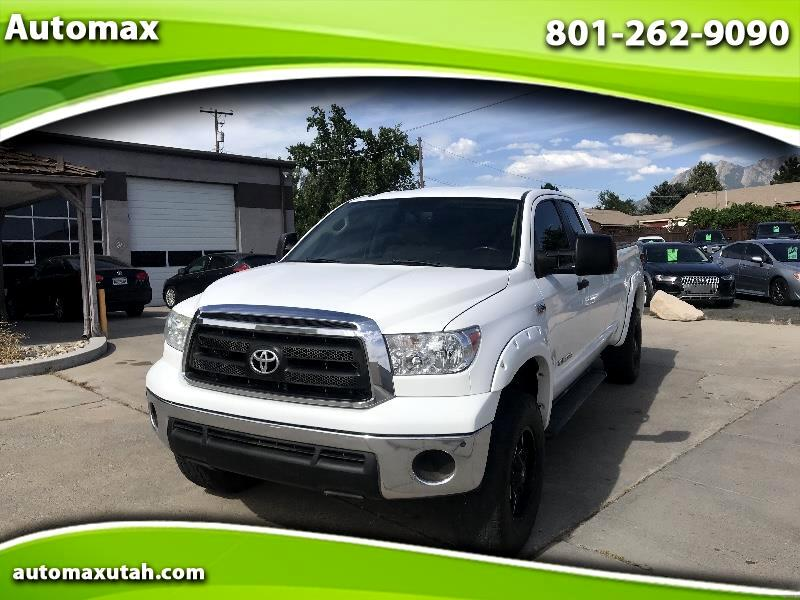 2010 Toyota Tundra Tundra-Grade 5.7L FFV Double Cab Long Bed 4WD