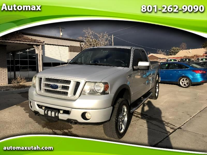 Ford F-150 FX4 SuperCab 4WD 2008