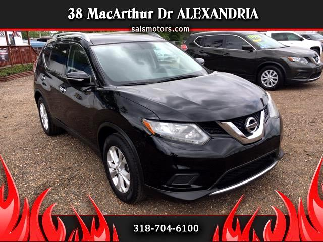 2015 Nissan Rogue S 2WD
