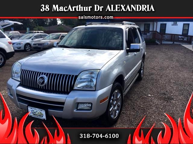 2010 Mercury Mountaineer Premier 4.0L 2WD