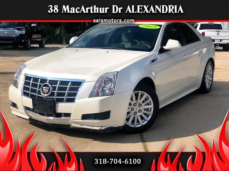 Cadillac CTS Luxury w/ Navi 2013