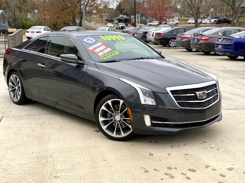 Cadillac ATS Coupe 2.0L Turbo Luxury RWD 2015