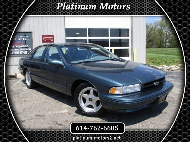 1995 Chevrolet Impala SS Base
