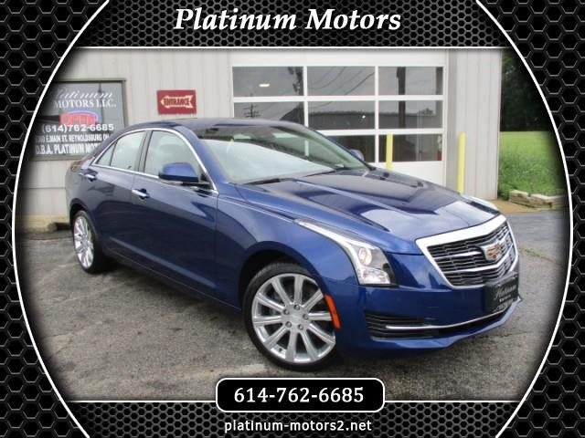 2015 Cadillac ATS 2.0L Luxury AWD