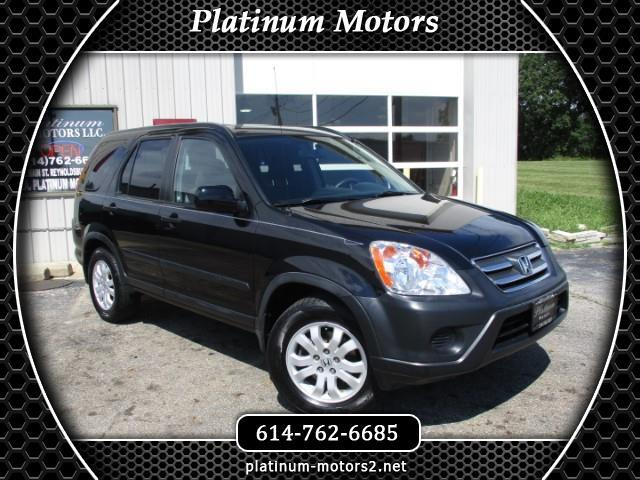 2006 Honda CR-V EX 2WD AT
