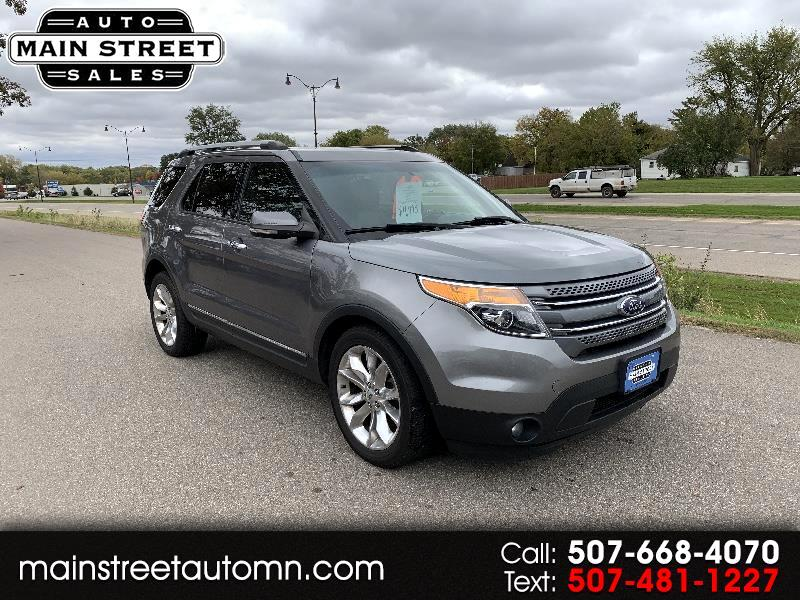 "Ford Explorer 4dr 112"" WB Limited AWD 2012"