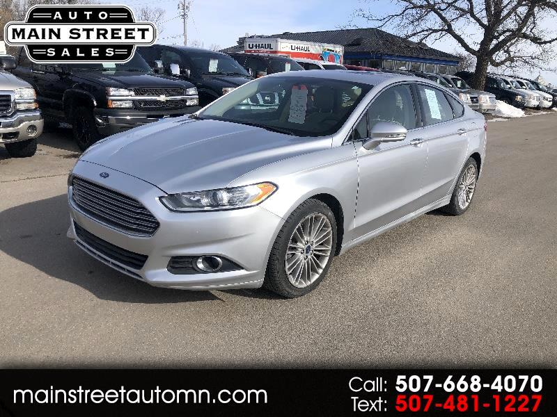 Ford Fusion 4dr Sdn I4 SEL FWD 2015