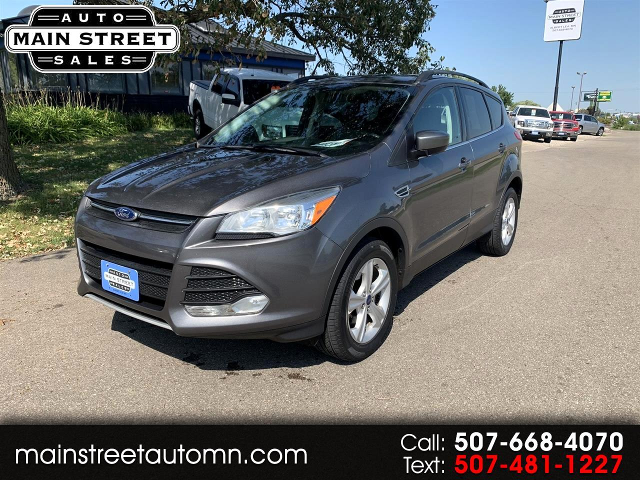 Ford Escape EcoBoost EcoBoost 2014