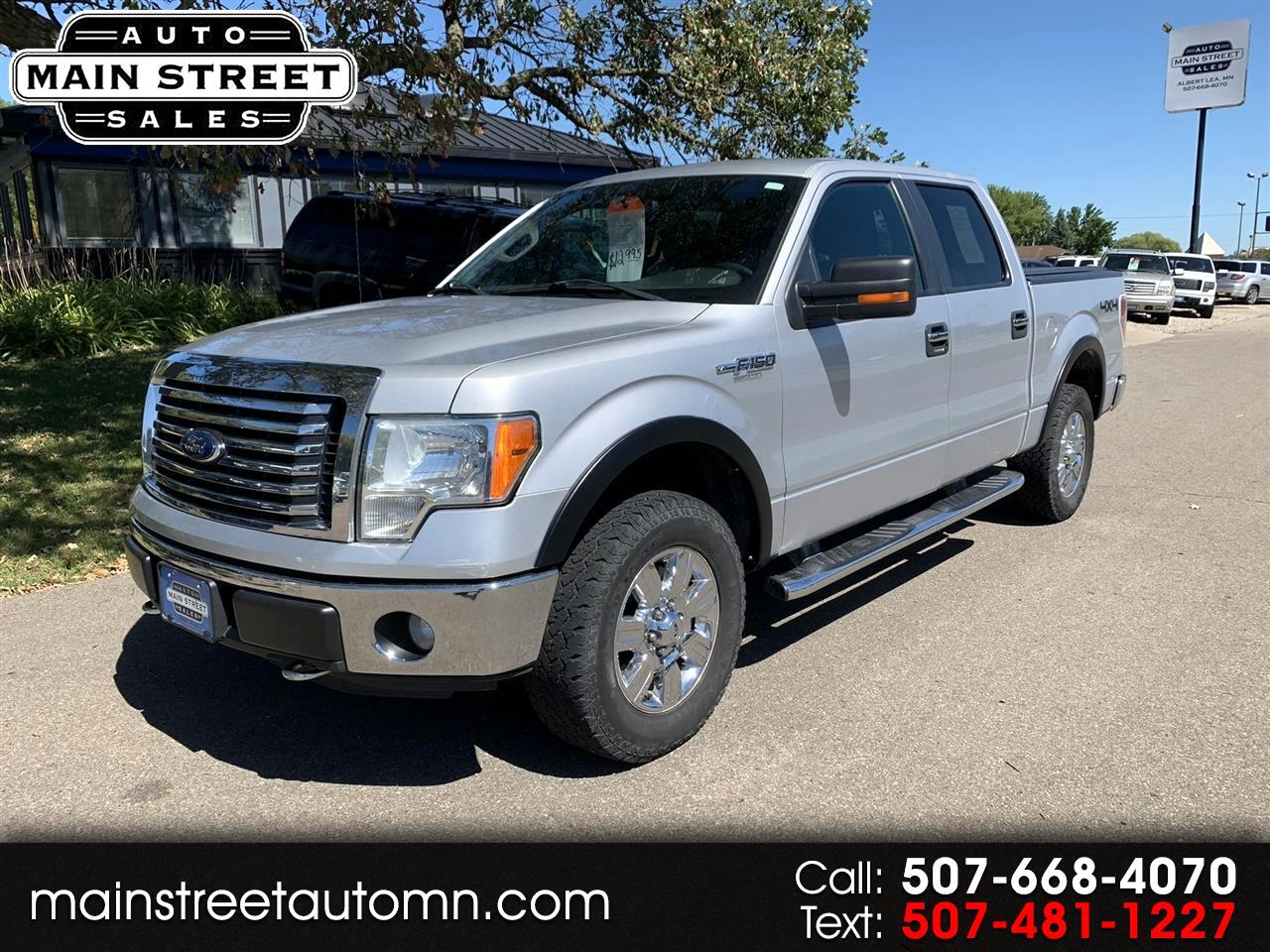 Ford F150 FX4 Supercrew 4WD 2011