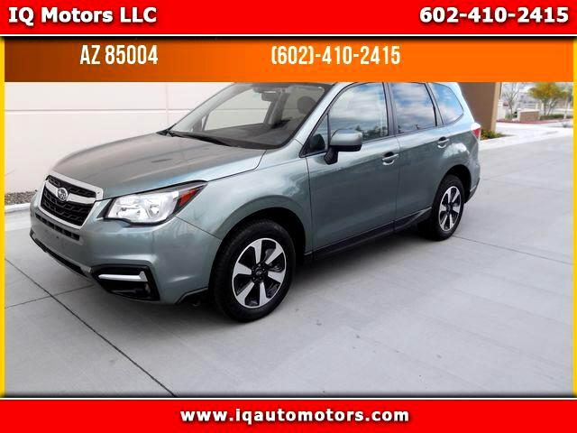 2018 Subaru Forester 2.5i Limited Sport Utility 4D