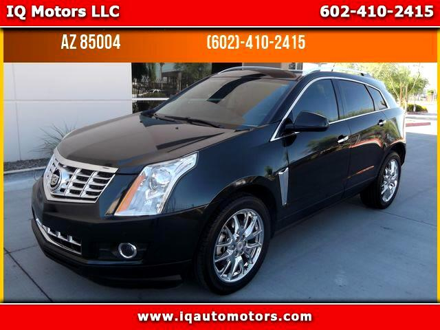 2013 Cadillac SRX Performance Collection Sport Utility 4D