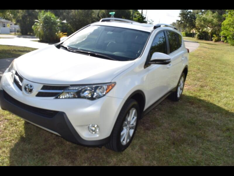2013 Toyota RAV4 Limited FWD