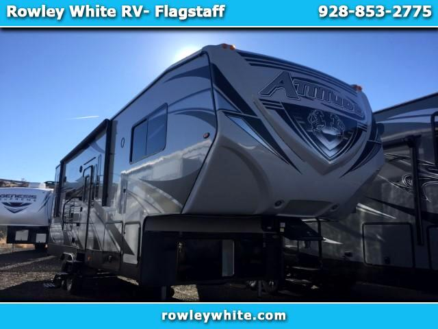 2018 Eclipse RV Attitude 31CRSG