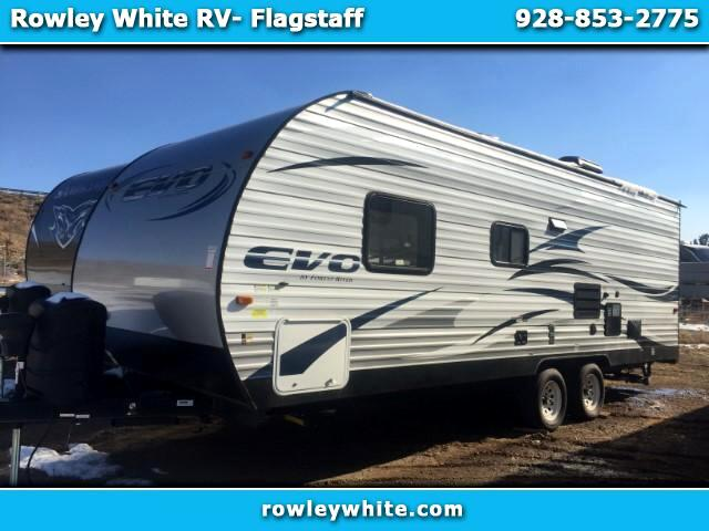 2017 Forest River EVO (Lightweight Travel Trailer) T2250
