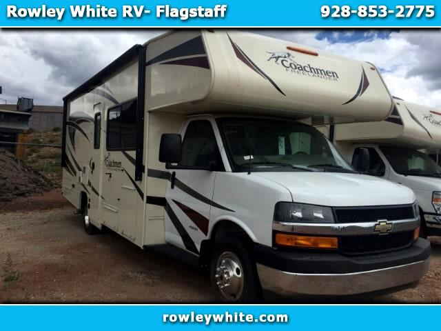 2019 Chevrolet Express COACHMEN FREELANDER FLC26DSC