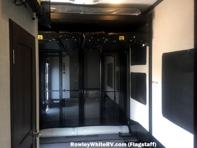 2018 Keystone RV Raptor Toy Hauler RP353TS