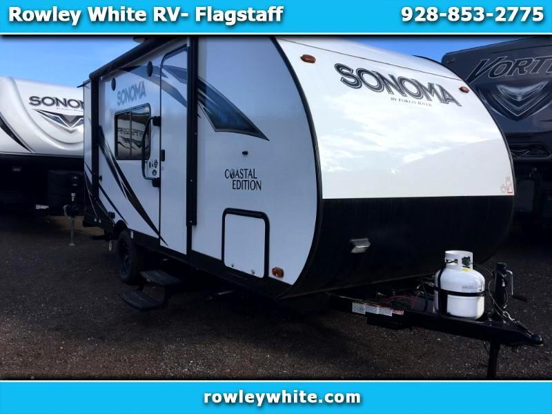 2019 Forest River Trailer Sonoma 1671MB