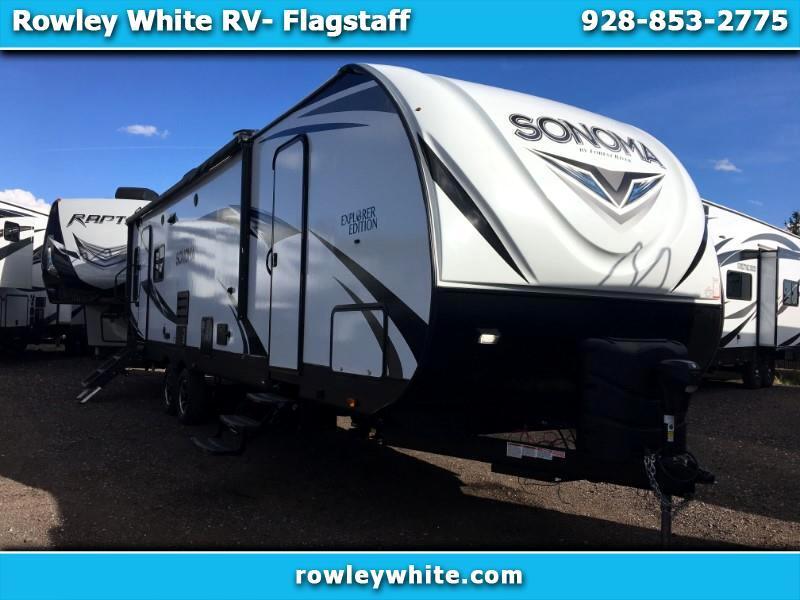 2020 Forest River Trailer Sonoma 2801RL