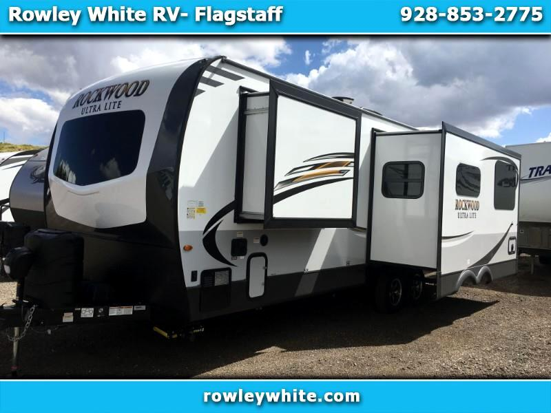 2020 Forest River Rockwood Ultra lite 2604SW