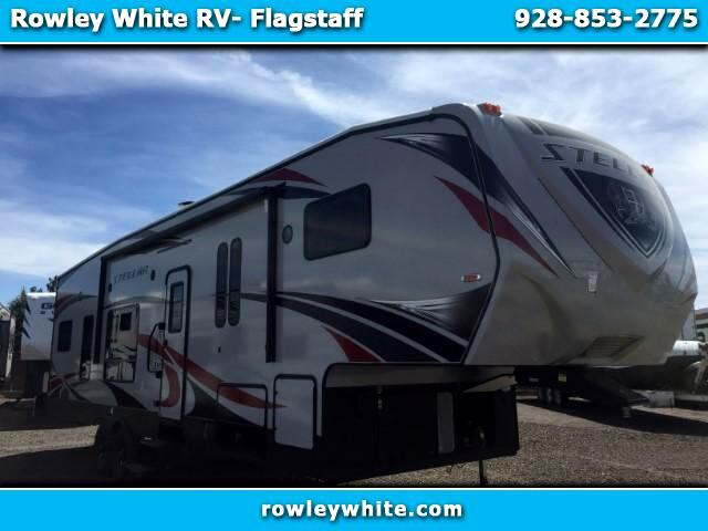 2018 Eclipse RV Stellar 32DBG