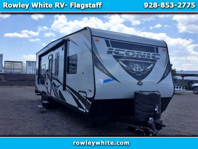 2018 Eclipse RV Attitude Iconic 2714SF