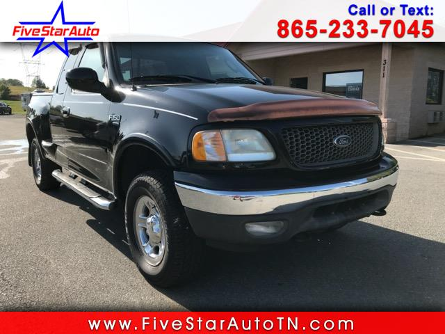 2003 Ford F-150 Lariat SuperCab Flareside 4WD