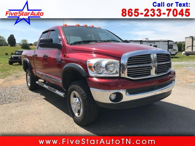 2008 Dodge Ram 2500 Laramie Quad Cab Long Bed 4WD