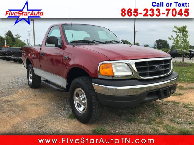 2004 Ford F-150 Heritage XLT 4WD