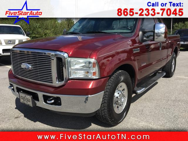 2007 Ford F-250 SD Lariat SuperCab 2WD