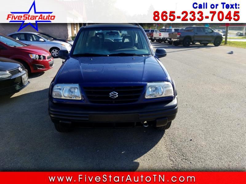 2004 Suzuki Vitara LX 2WD