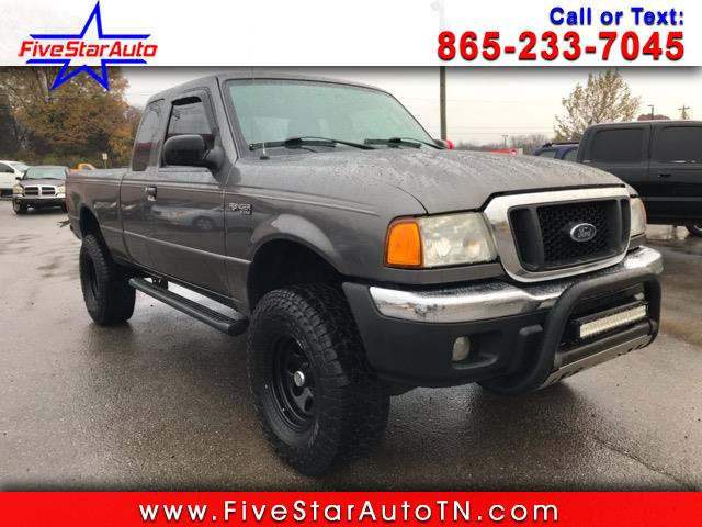 2004 Ford Ranger FX4 Level II SuperCab 4WD