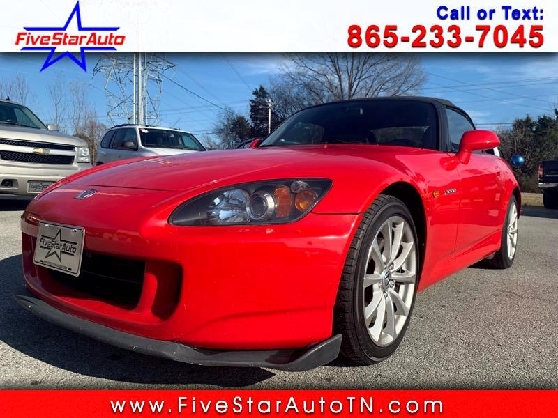 2006 Honda S2000 6-Speed MT