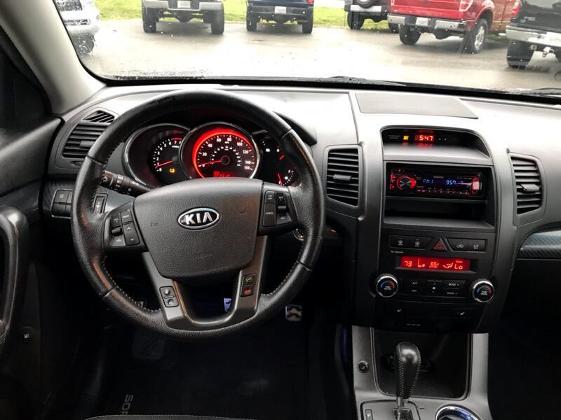 2011 Kia Sorento SX 2WD