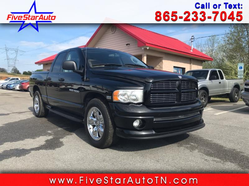 2003 Dodge Ram 1500 SLT Quad Cab Short Bed 2WD