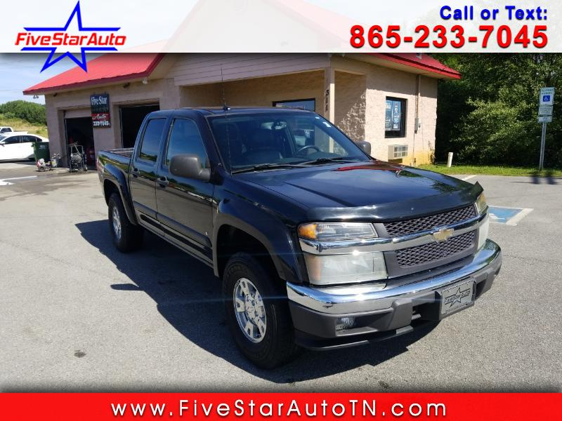 2008 Chevrolet Colorado Z71 Crew Cab 4WD