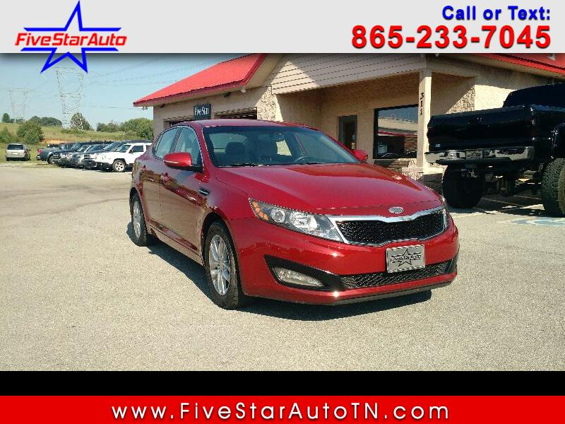 2012 Kia Optima 4dr Sdn LX