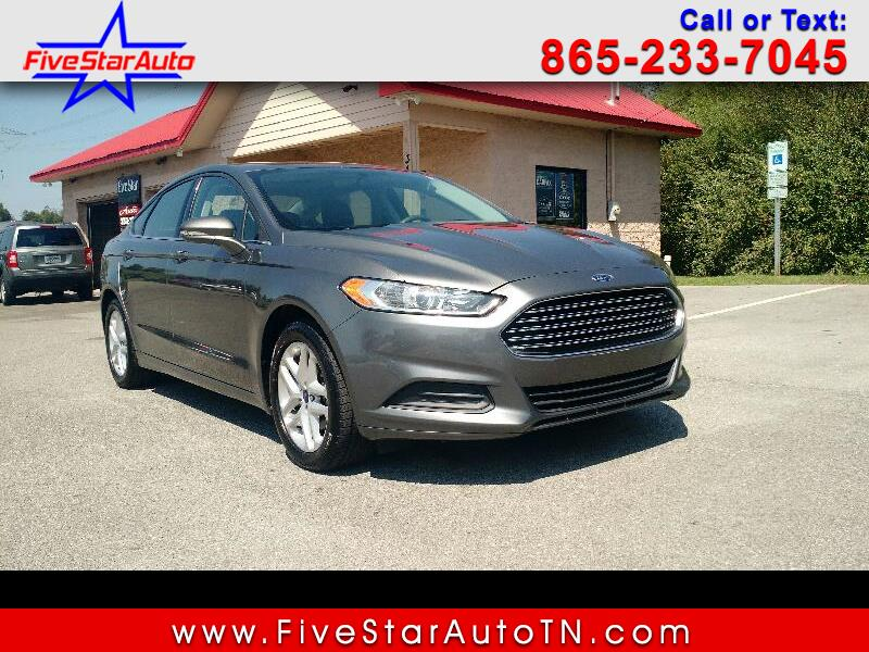 2014 Ford Fusion 4dr Sdn I4 SE FWD