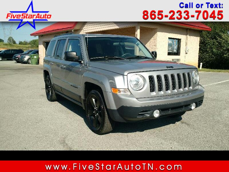 2014 Jeep Patriot FWD 4dr Altitude Edition