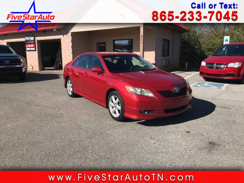 Toyota Camry SE 5-Spd AT 2008