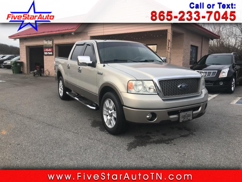 Ford F-150 Lariat SuperCrew 2WD 2006