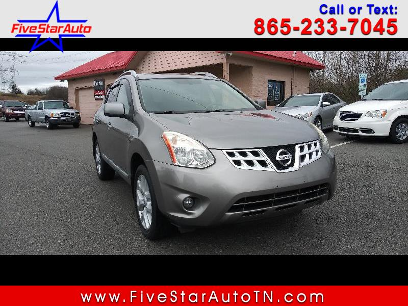 Nissan Rogue AWD 4dr Krom Edition 2011