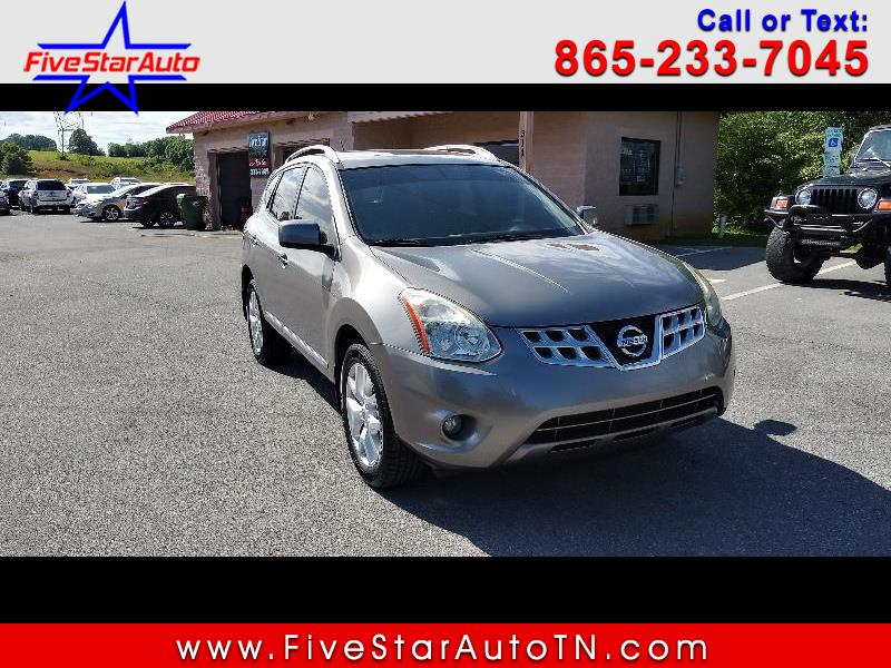 Nissan Rogue S FWD Krom Edition 2011