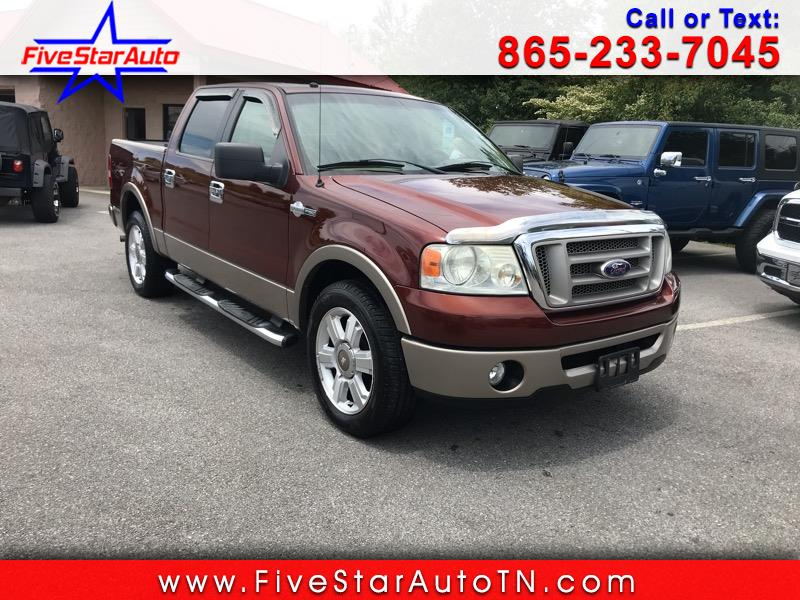 "Ford F-150 2WD SuperCrew 139"" King Ranch 2006"