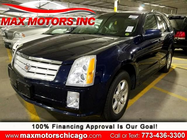 2007 Cadillac SRX AWD Luxury Collection