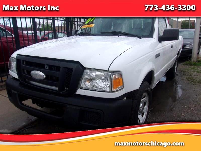 2007 Ford Ranger XLT 2WD