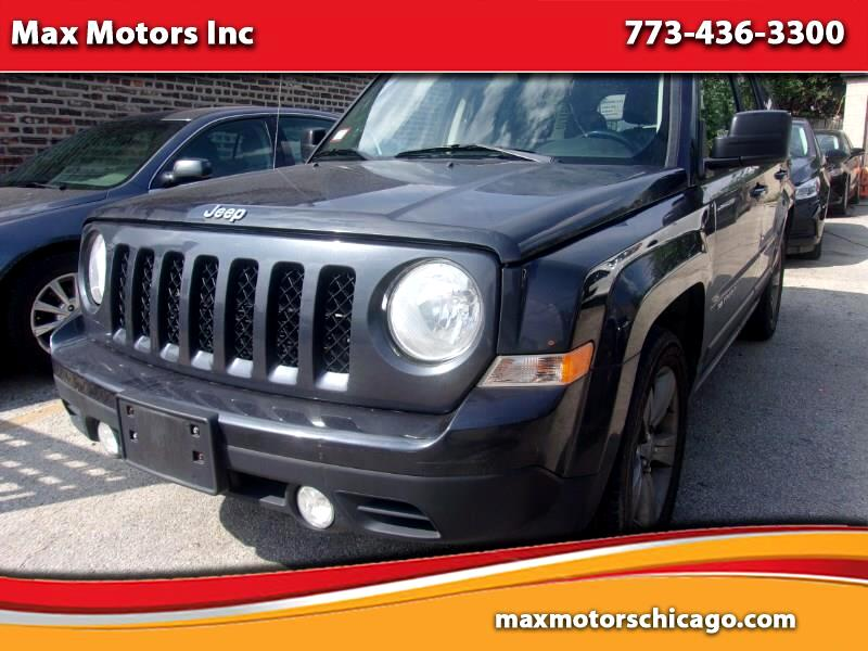 2014 Jeep Patriot FWD 4dr High Altitude Edition