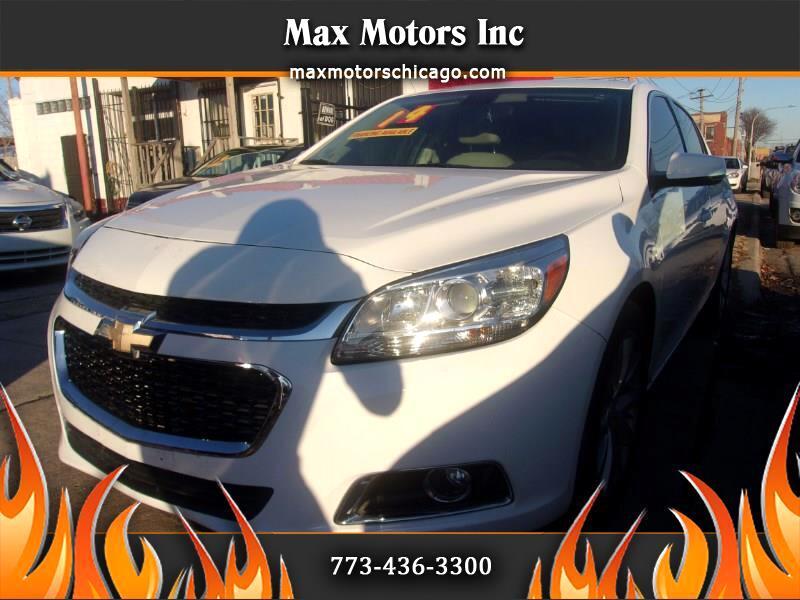 Chevrolet Malibu 2LT 2014
