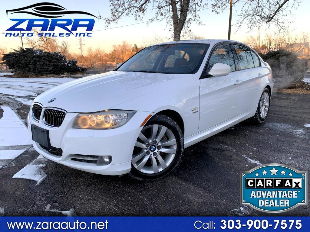2011 BMW 3 Series 4dr Sdn 335i xDrive AWD