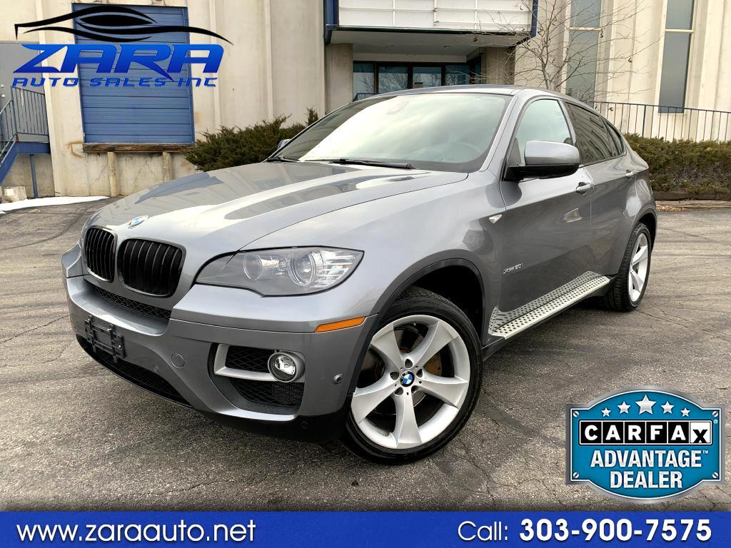 2014 BMW X6 AWD 4dr xDrive50i
