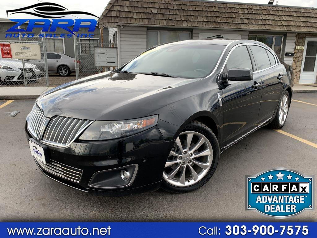 2011 Lincoln MKS 4dr Sdn 3.5L AWD w/EcoBoost